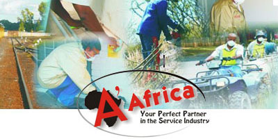 A'Africa Pest Prevention