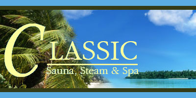Classic Sauna Steam & Spa
