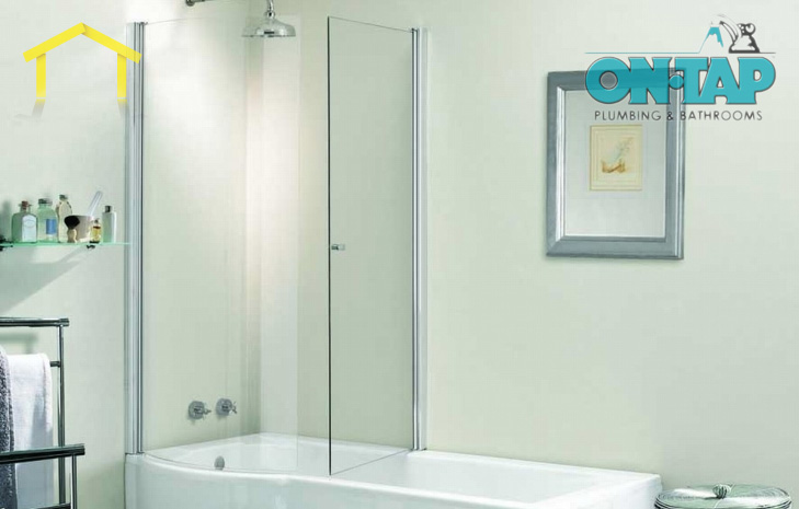 Shower doors ctm white vienna 600 cabinet u0026 basin ctm for Crystal tech showers
