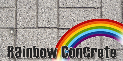Rainbow Concrete