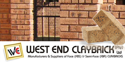 West End Claybrick & Cement Pavers