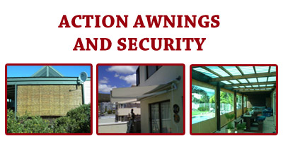 Action Awnings & Security | Security Gates Cape Town