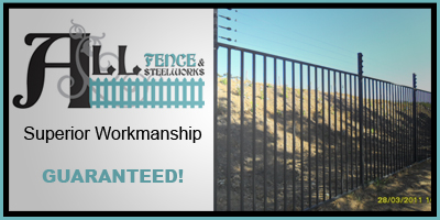 All Fence & Steelworks