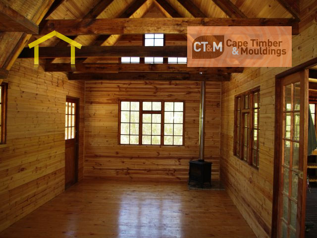 Light Steel Frame Structures Cape Town South Africa: Cape Town Timber Log Home Builders
