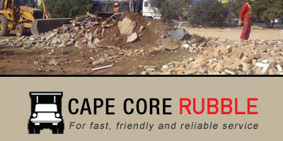 Cape Core Rubble Removal