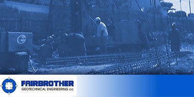 Fairbrother Geotechnical Engineering pilling