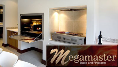 Megamaster | Fireplaces Cape Town