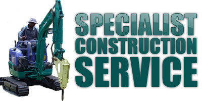 Specialist Construction Services