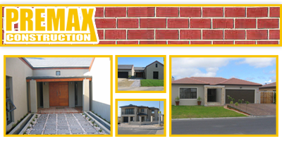Premax Construction Cape Town