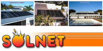 Solnet heat pumps