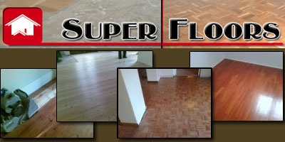 Super Floors Floor Sanding