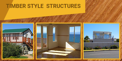 Timber Style Structures