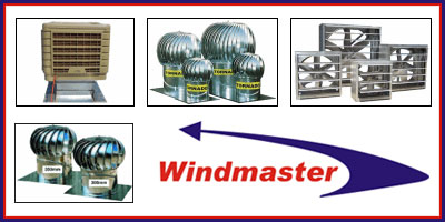 Windmaster Cape Town Ventilation