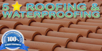 5 Star Roofing & Waterproofing