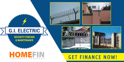 GI Electric Fencing Gates