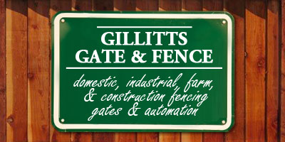 Gillitts Gate and Fence