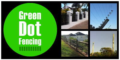 Green Dot Fencing