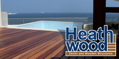 Heathwood Decking