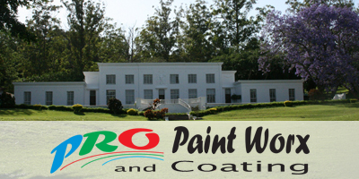 Pro Paint Worx and Coating