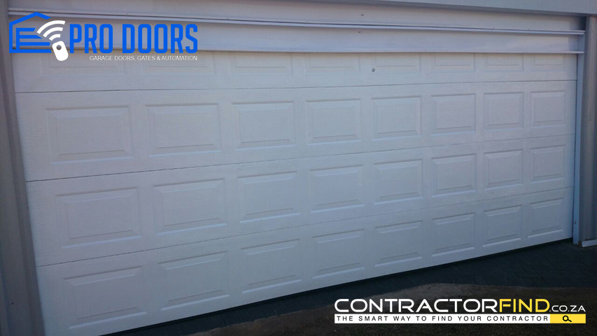 Pro doors garage for Door pros