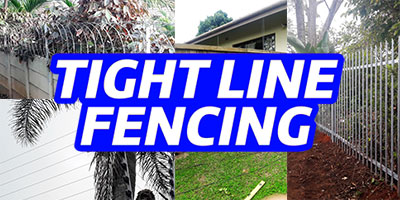 Tight Line Fencing
