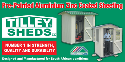 Tilley Sheds