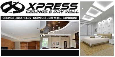 Xpress Ceilings & Drywalling