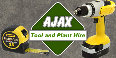 Ajax Tool and Plant Hire