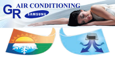 GR Air Conditioning cc