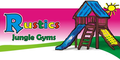 Rustics Jungle Gyms
