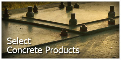 SELECT CONCRETE PRODUCTS CC