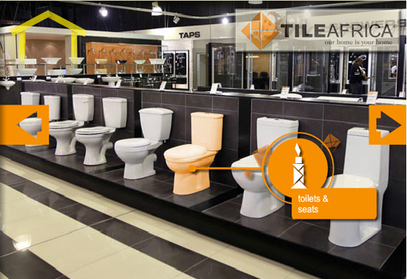 Tile Africa Bathrooms