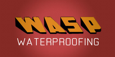 Wasp Waterproofing