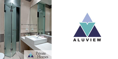 aluview shower door east rand