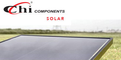 chi components solar Eastrand
