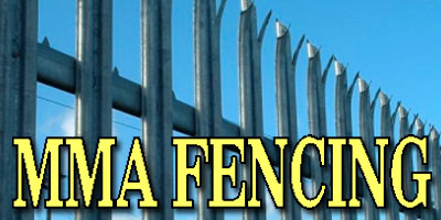 MMA Fencing Eastrand