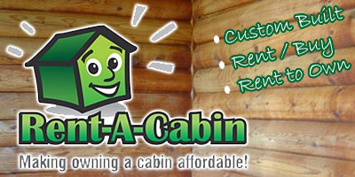 rent a cabin eastrand