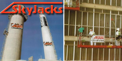 skyjacks Eastrand