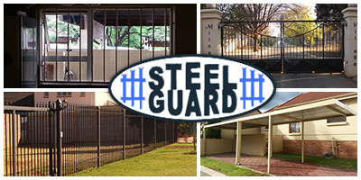 Security Gates | Steel Guard