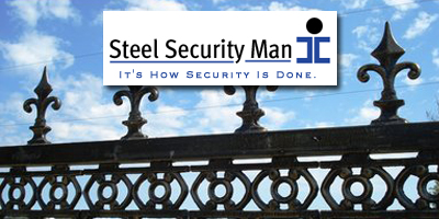 Steel Security Man