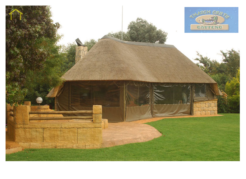 Thatched Roof House Plans South Africa