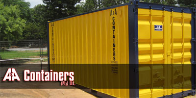 a&a containers johannesburg