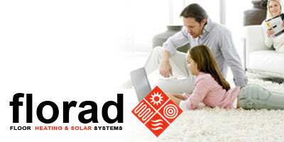 Florad floor heating