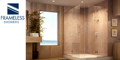 frameless showers jhb
