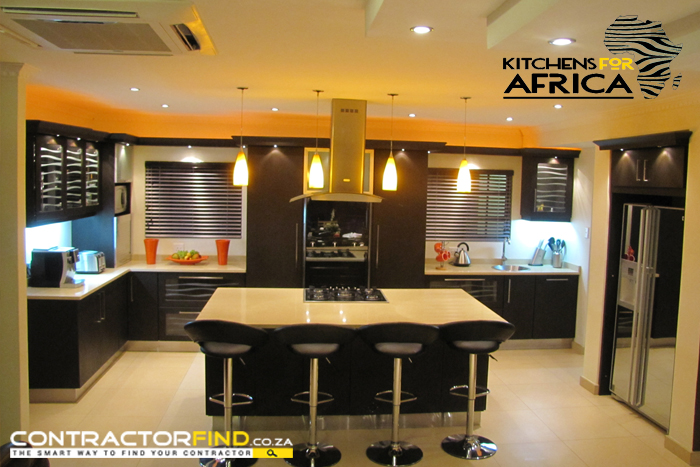 East rand kitchen contractors 1 list of professional for Kitchen design za