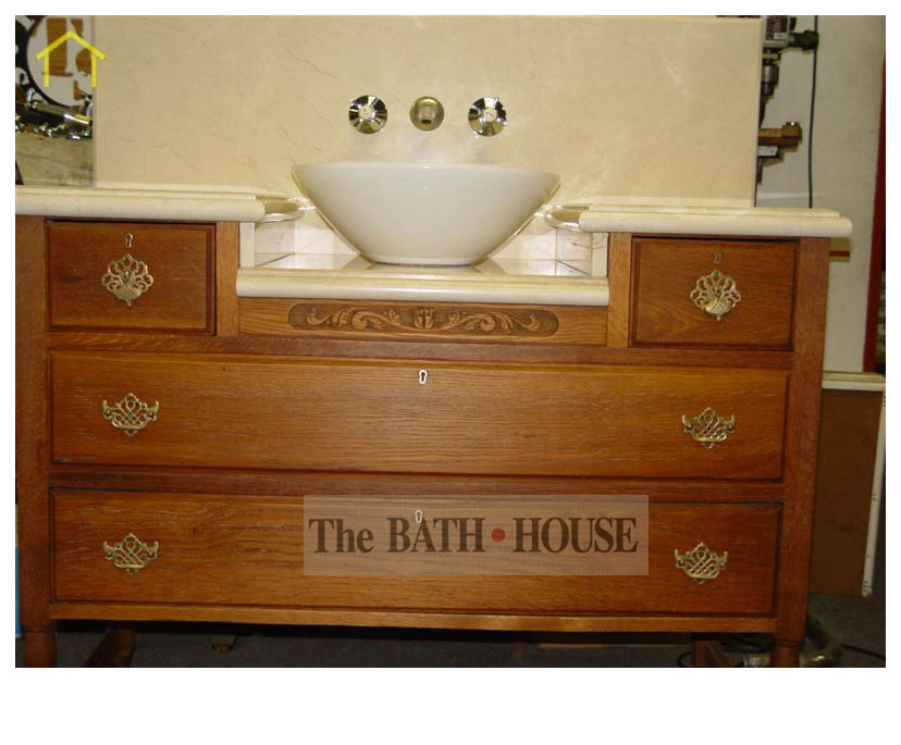 Bathroom Vanities - Baths, Basins, Bathroom Accessories ...