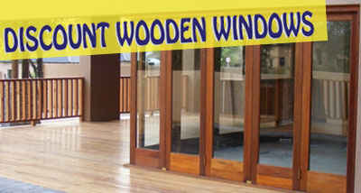 Discount Wooden Windows