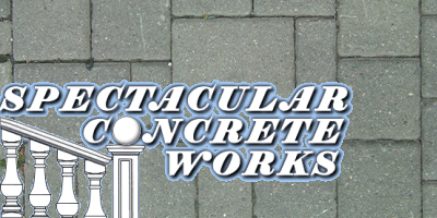 Spectacular Concrete Works