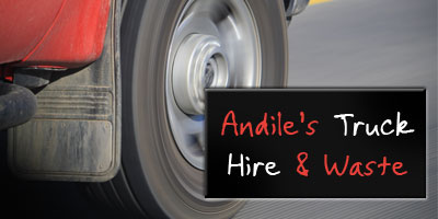 Andile\\\'s Truck Hire & Waste Removal