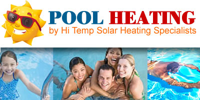 Hi Temp Pool Heating